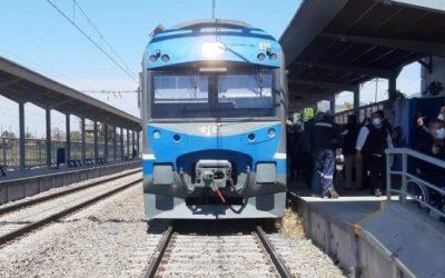 MTT anuncia plan piloto de servicio ferroviario entre San Fernando y Estación Central
