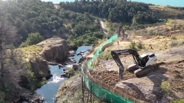 En Chile Chico, el Tribunal Ambiental declara ilegal construcción de central Los Maquis
