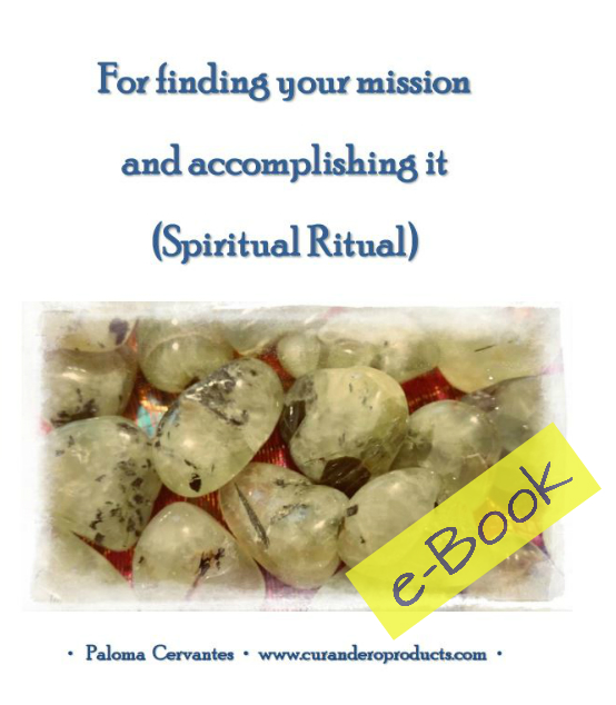Find your mission and accomplish it (Spiritual Ritual)