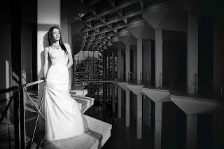 Modern, Minimalist Wedding- Metro Detroit Weddings