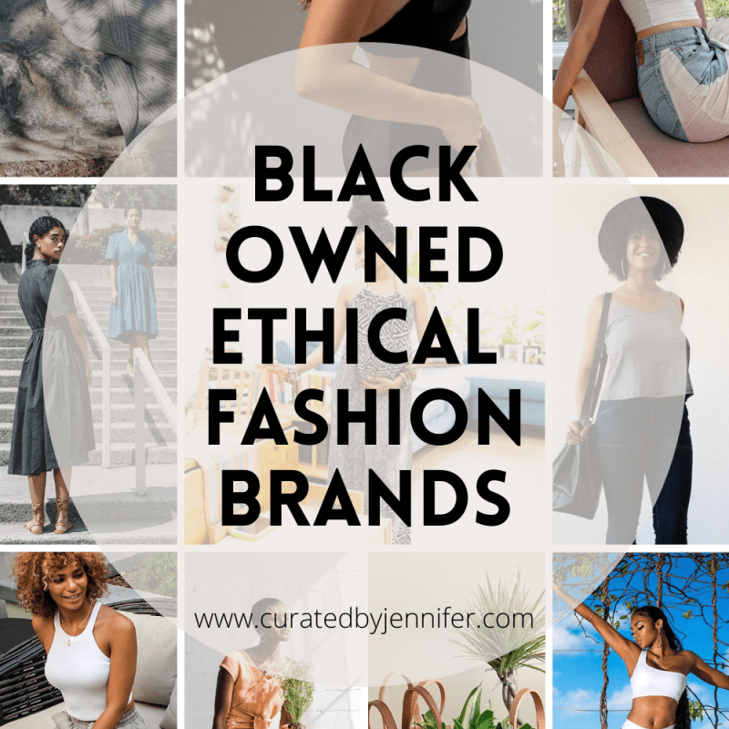 black owned ethical fashion brands