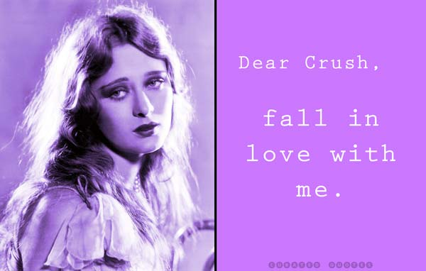 Dear Crush Fall For Me