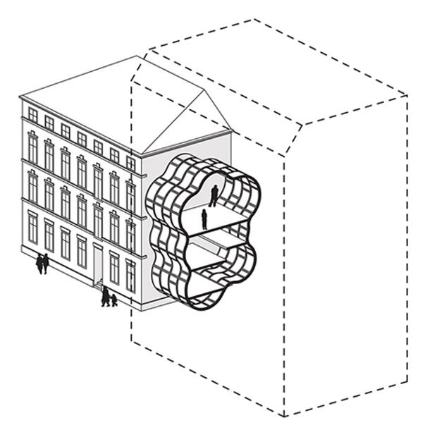 live-between-buildings