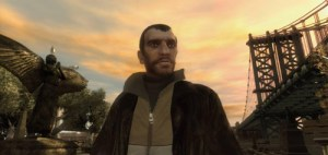 When you hear the bad stuff about the industry, you may see this guy.  (Niko, from Grand Theft Auto IV)