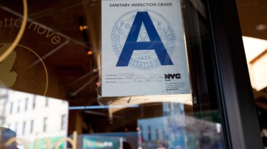 The Democratic Pleasures of the NYC Health Department Rating System