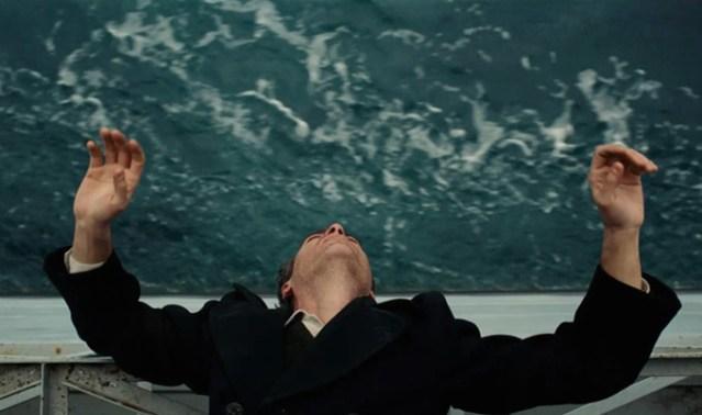 "Joaquin Phoenix in ""The Master"""