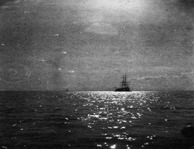 Ship on Dog Island 1899