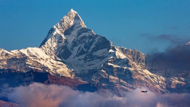 Austin Mann, Annapurna Range – Nepal, 2008, © Austin Mann Photography