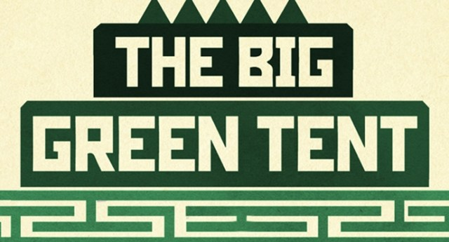 the big greent tent