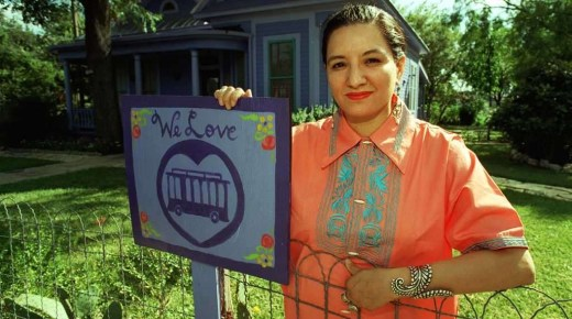 On Sandra Cisneros&#8217; <i>A House of My Own</i>