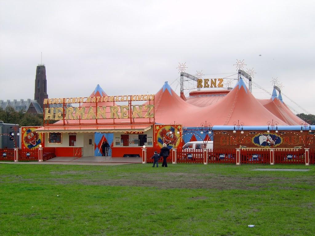 Het circus: geen feest
