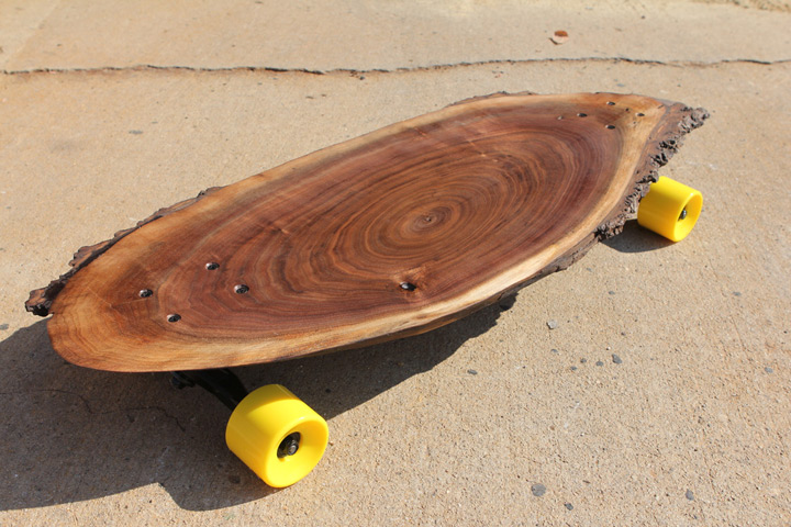 These Designer Handmade Longboards Will Make You Throw Away The One