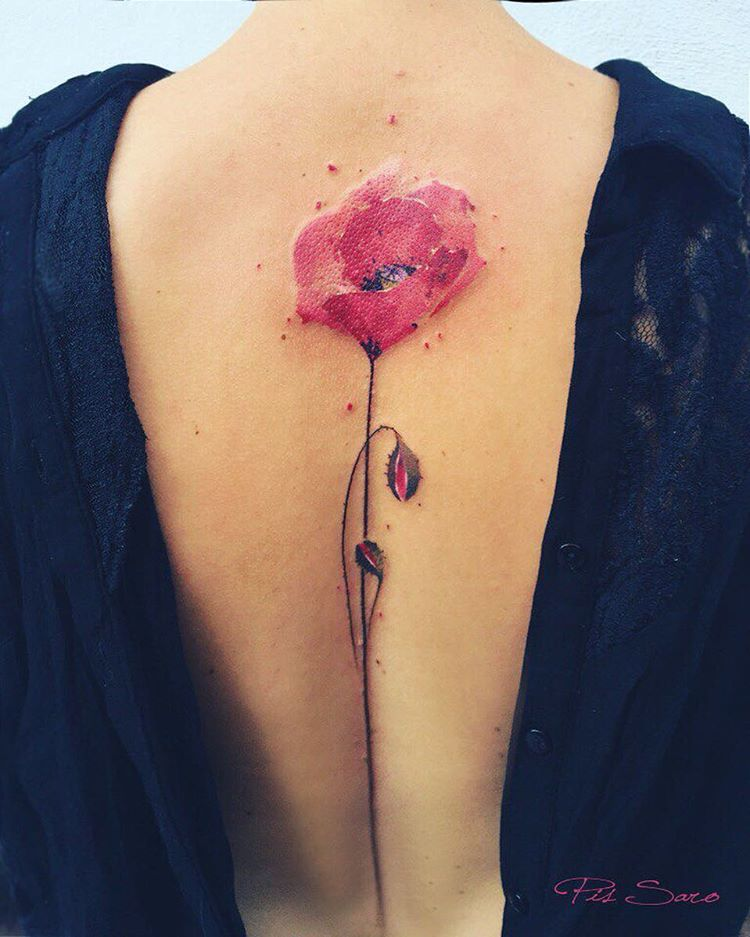 reilly rebello, melissande rebello, curators of quirk, pis saro, russian tattoo artist, nature tattoos, flower tattoo designs, tattoo ideas, tattoo design ideas
