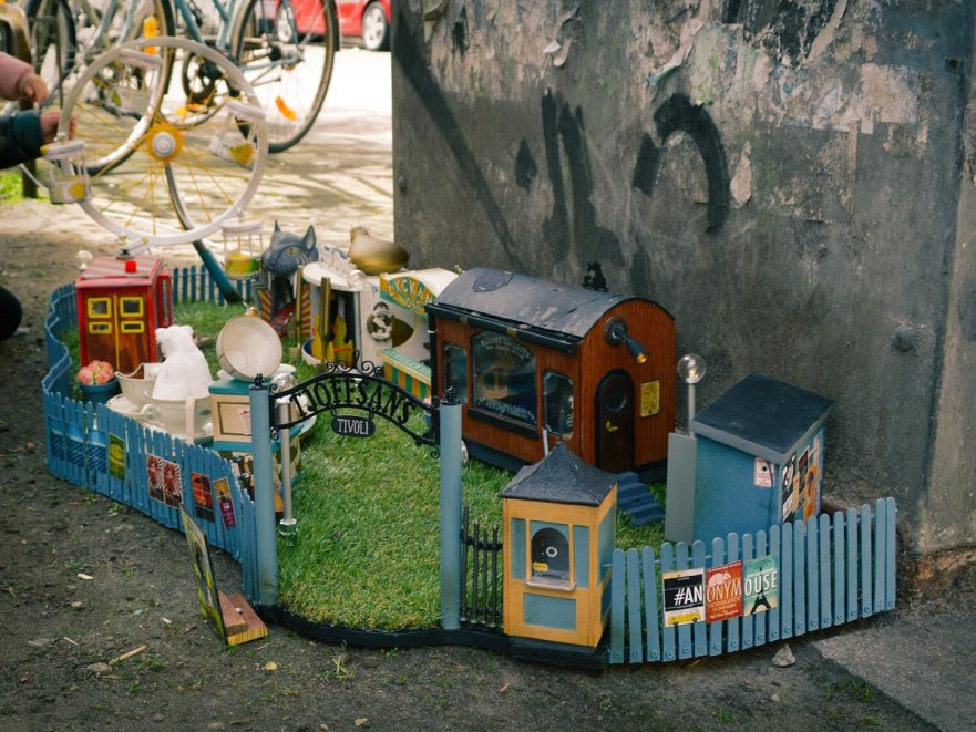 anonymouse art collective miniature art street art street artists