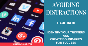 How to Avoid Distractions, Stay Focused & Be More Productive