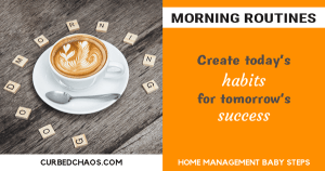 Order Your Daily Habits