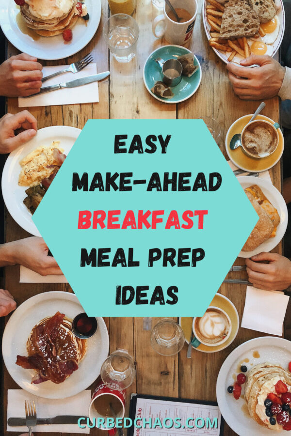 Breakfast Meal Prep Ideas