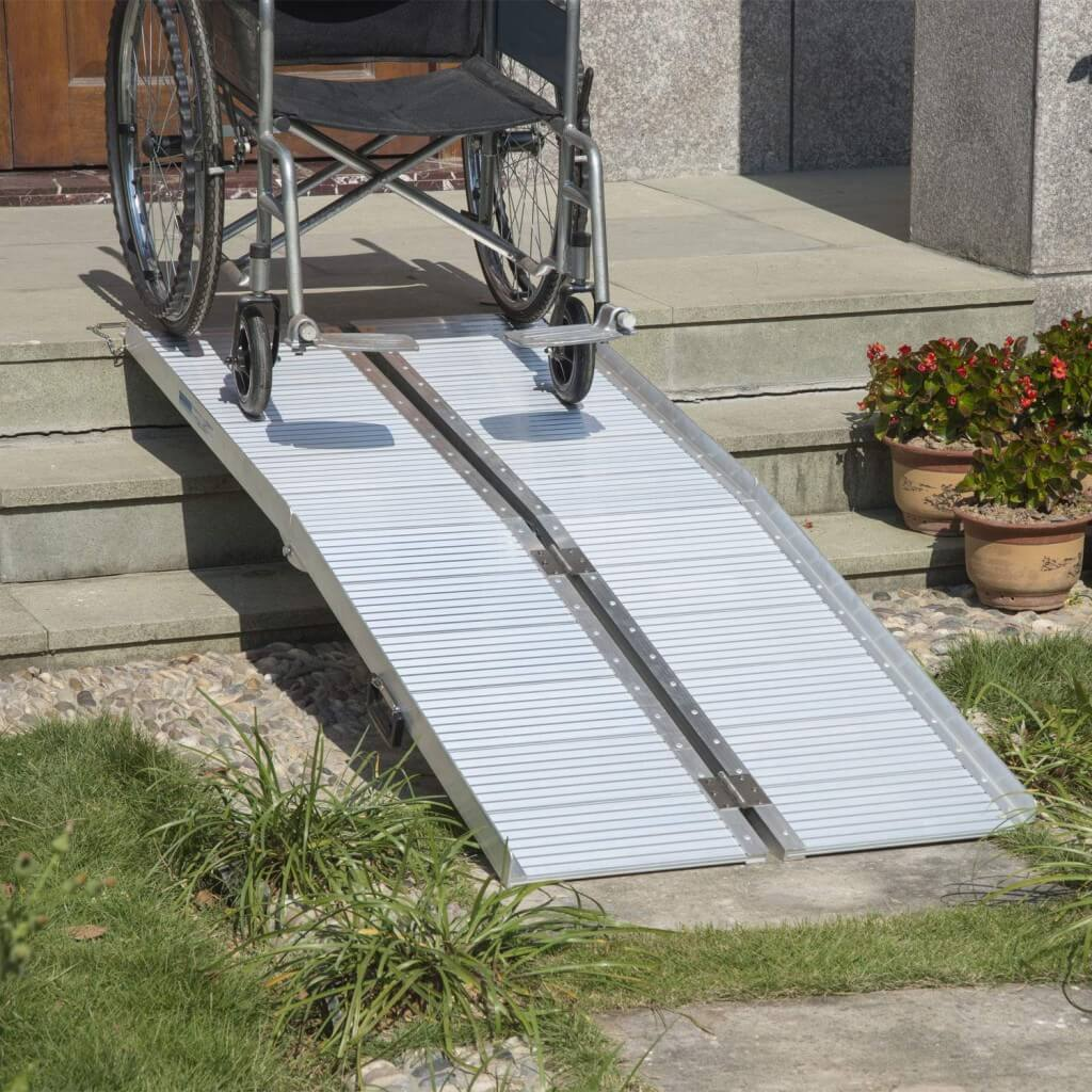 8 Of The Best Portable Ramps For Wheelchairs When Traveling
