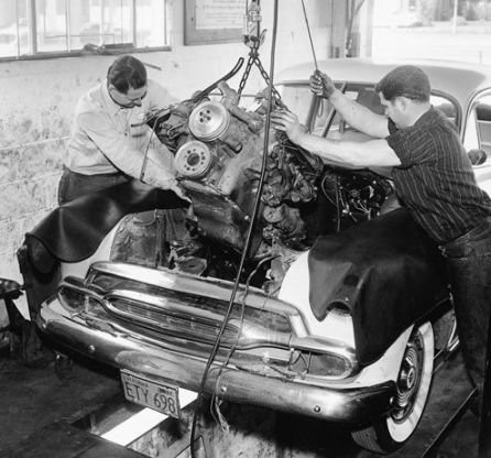 Automotive History: The Legendary Buick Nailhead V8 And The Possible
