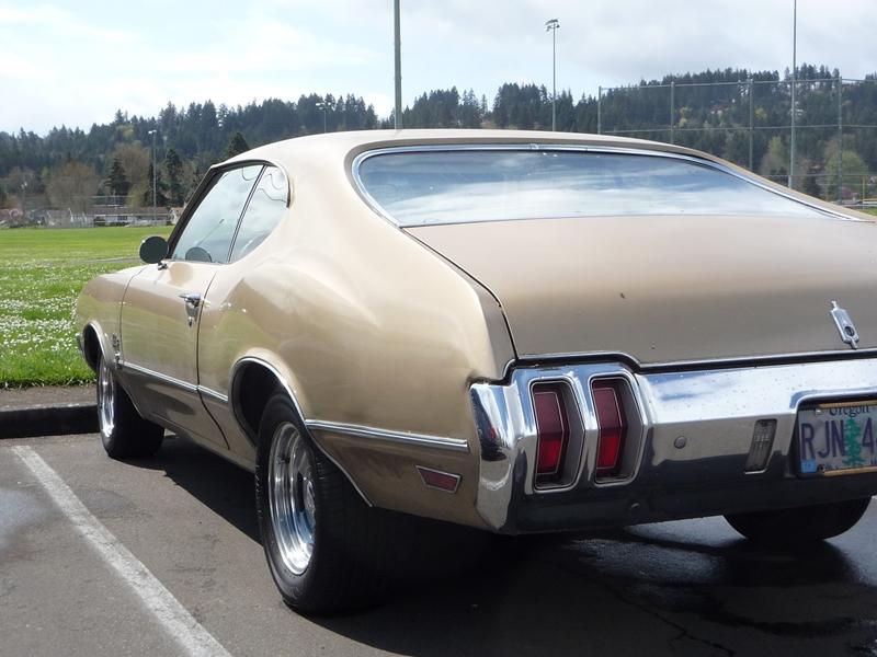 1970 Olds Cutlass