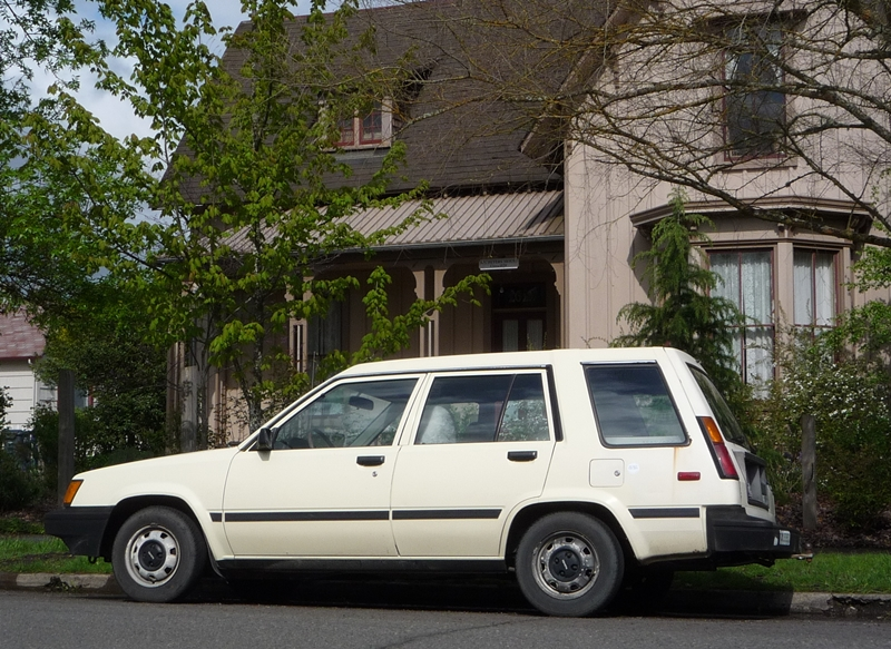 curbside classic 1985 toyota tercel wagon built for the really rh curbsideclassic com toyota tercel wagon for sale california toyota tercel wagon for sale