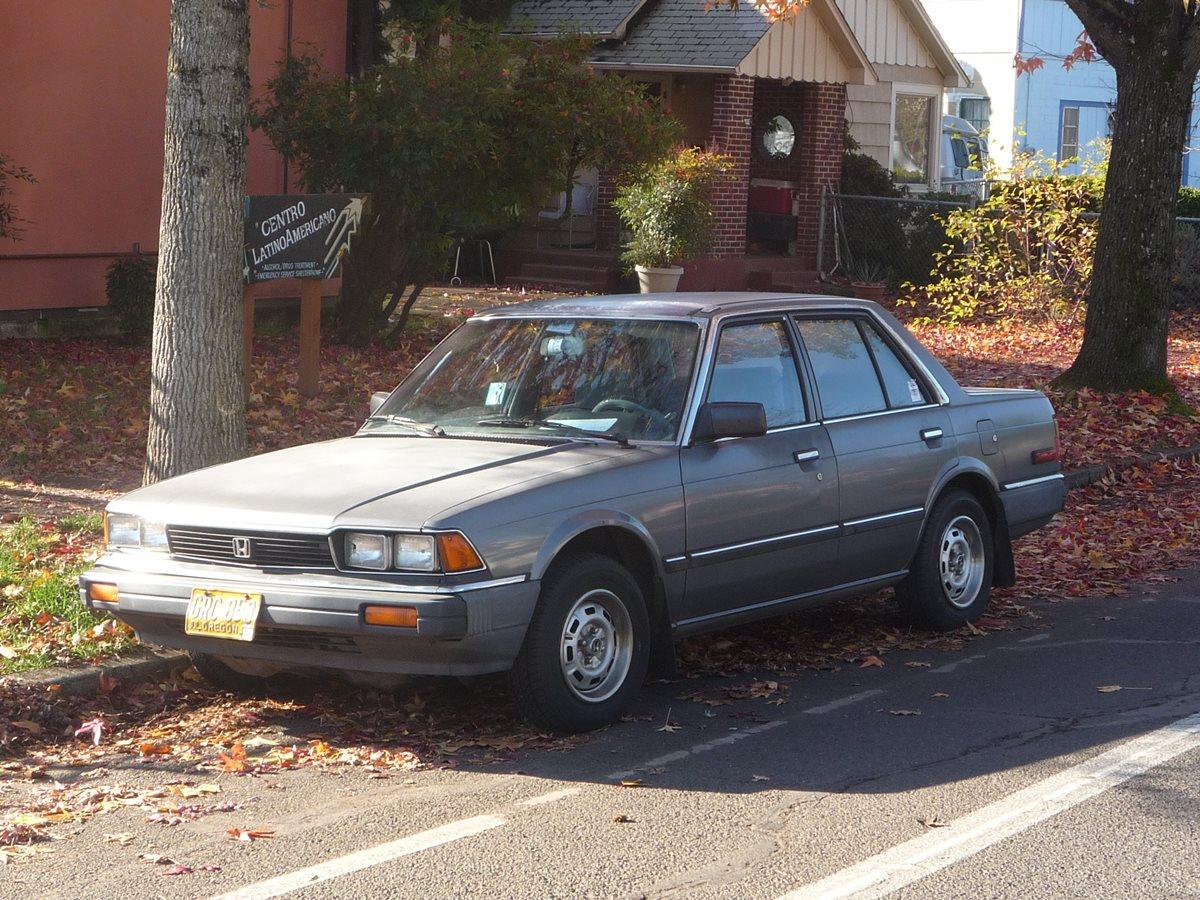 Kelebihan Kekurangan Honda Accord 1982 Perbandingan Harga