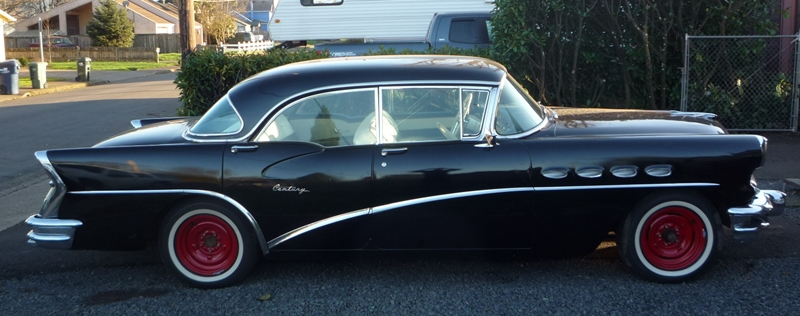 Curbside Classic 1956 Buick Century Riviera Four Door Hardtop See
