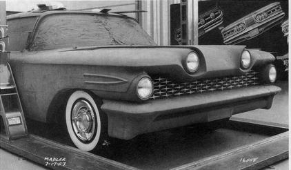 GM 1959 weird