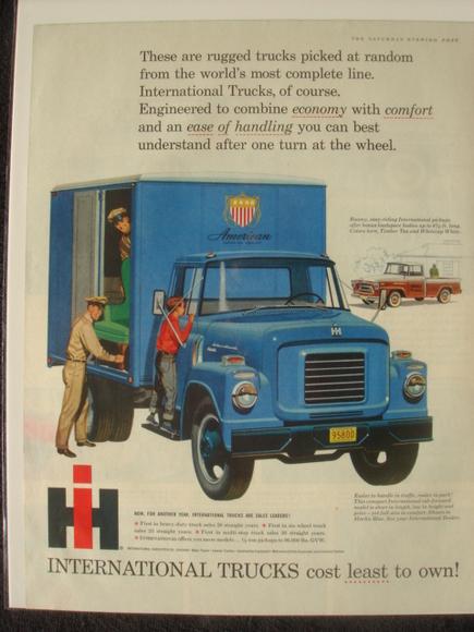 Curbside Classic: 1968 IH Loadstar Bookmobile (And Trucks) – Is