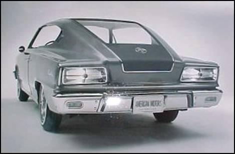 Curbside Classic: 1967 Rambler Marlin – The Humpback Whale