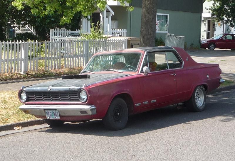Curbside Classic: 1965 Dodge Dart GT – The Elemental MoPar