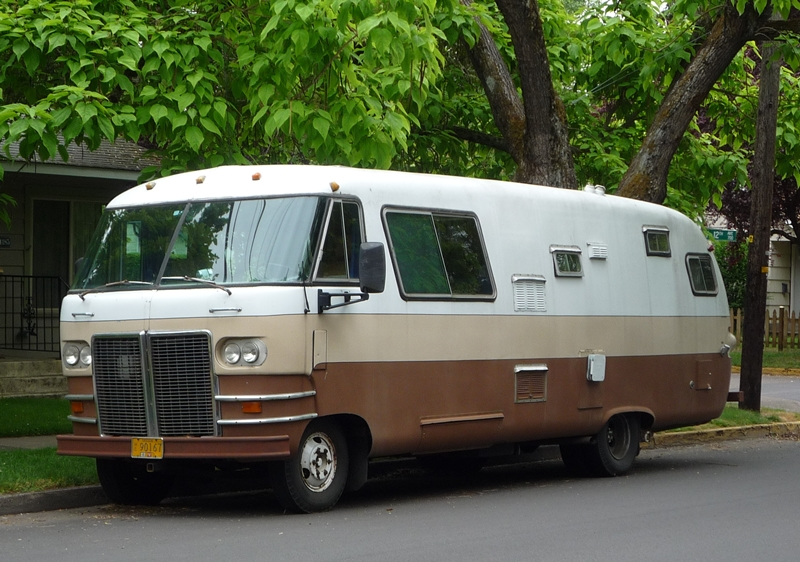 Curbside Classic: Travco Motorhome – The Granddaddy Of The Motorhome