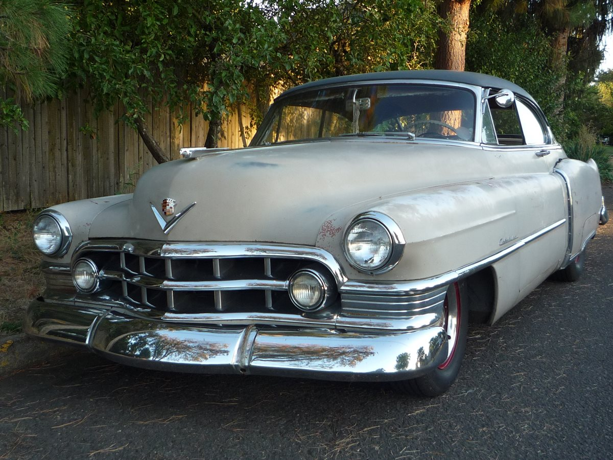 1956 cadillac interior related keywords amp suggestions - Curbside Classic 1950 Cadillac Series 61 Coupe The Ultimate Curbside Classic