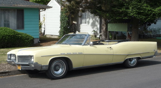 Classic Curbside Classic 1967 Buick Electra 225
