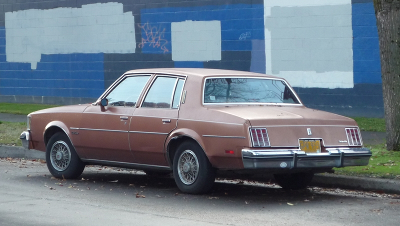 Ccccc Cutlass Supreme Sedan The Oldsmobile Seville
