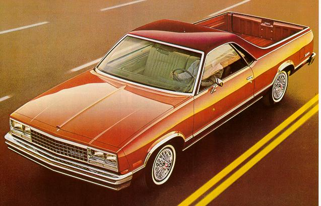 Curbside Classic: 1982 Chevrolet El Camino – Every day is Satyr-day
