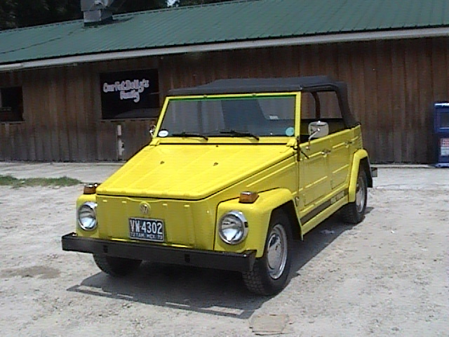 Curbside classic 1974 vw thing type 181 we hardly knew ye altavistaventures Image collections