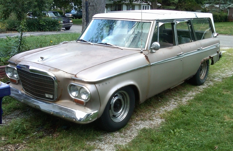 Image result for Studebaker Lark Wagonaire