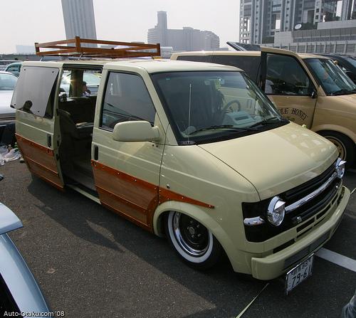 CHEVROLET CUSTOM VAN Interior Custom Chevy Astro Campervan Must See Asking K OBO CARRINHA