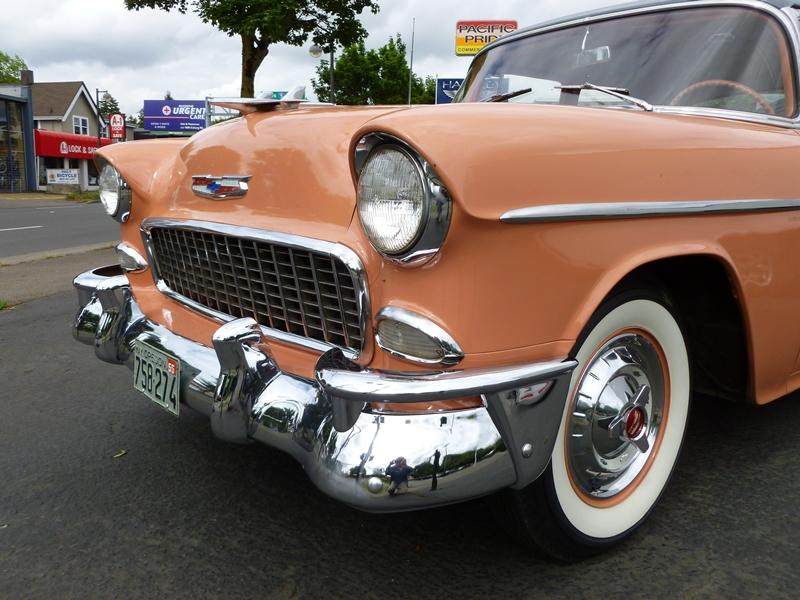 55 Chevy Hood Bird *NEW* 1955 Chevrolet