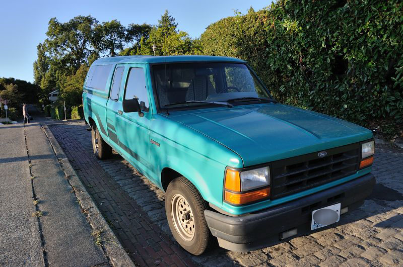 My Curbside Classic: 1992 Ford Ranger – It Was Meant To Be