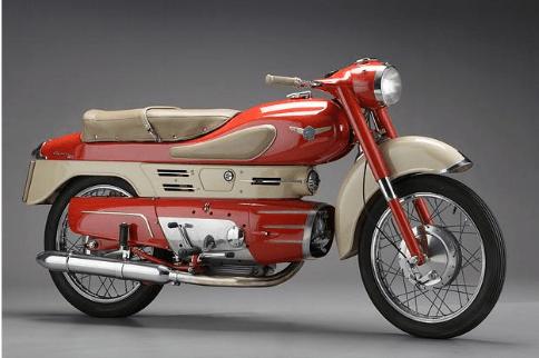 Motorcycle History: Harley Davidson Sprint – The Spaghetti Hoglet
