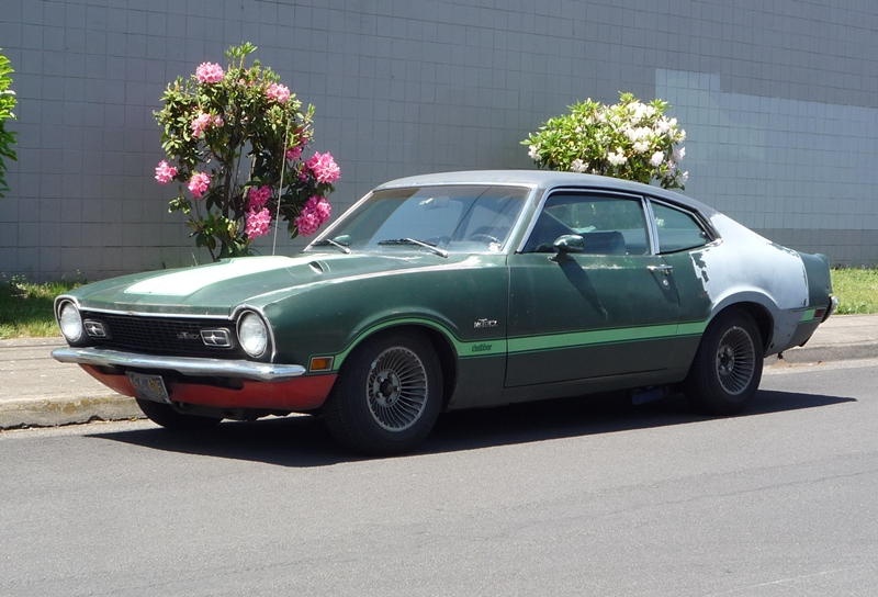 Curbside Classic Ford Maverick The Simple Ton Machine