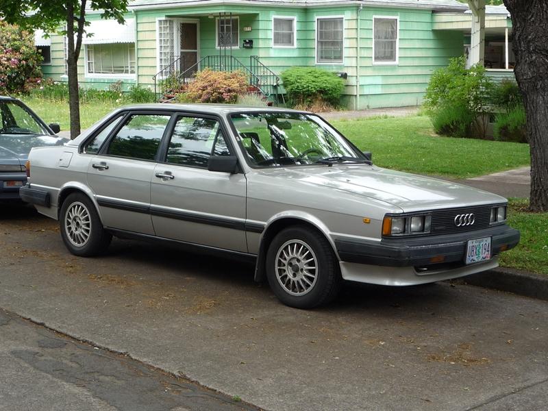 cars of a lifetime 1984 audi 4000 s quattro