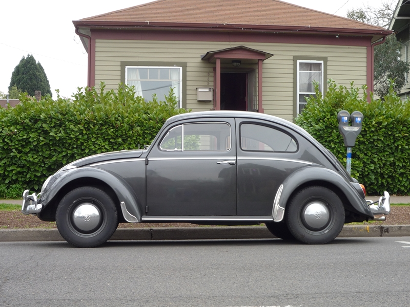 2012 VW Beetle: Worth Stopping For On A Rainy Day?