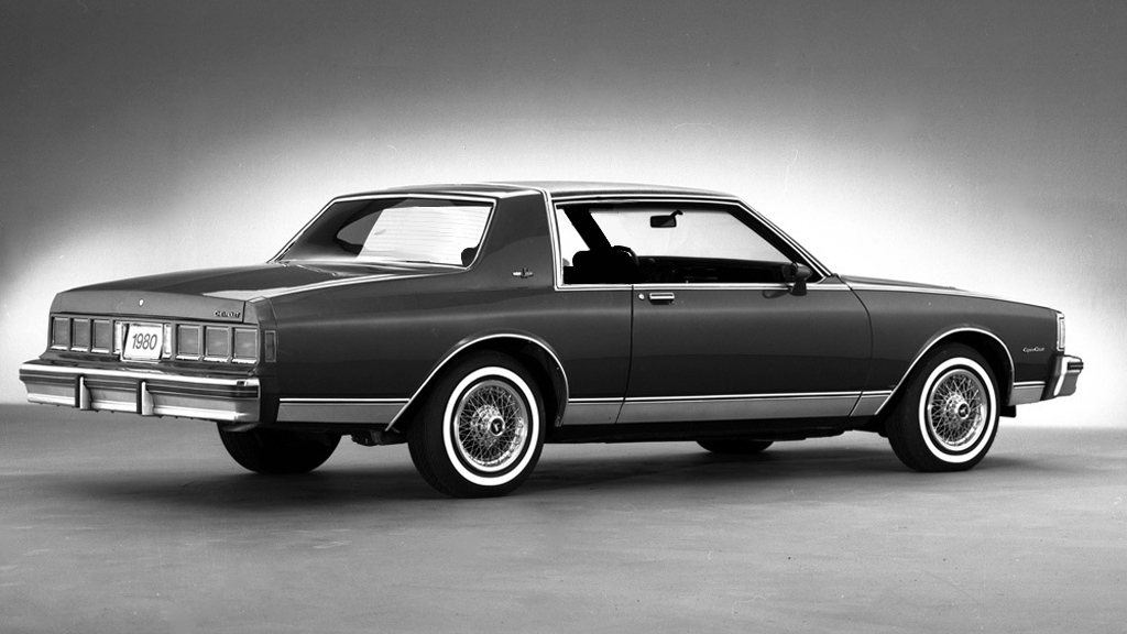 What If? – Downsized Chevrolet Caprice Hardtop | Curbside