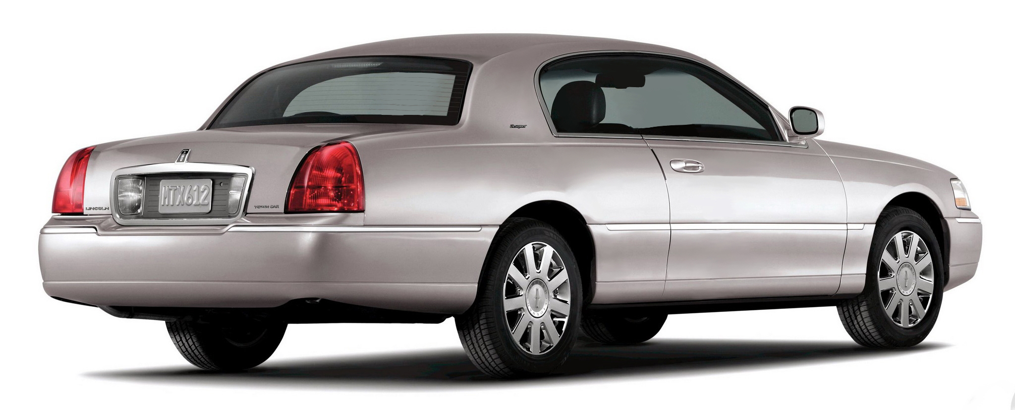 What If 2003 Lincoln Town Car Hardtop