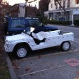 """Edward sends us these shots of a Citroën Méhari found on one of the drivable areas of Venice. As well as some complaints about the realities of """"modern"""" Italy, especially […]"""