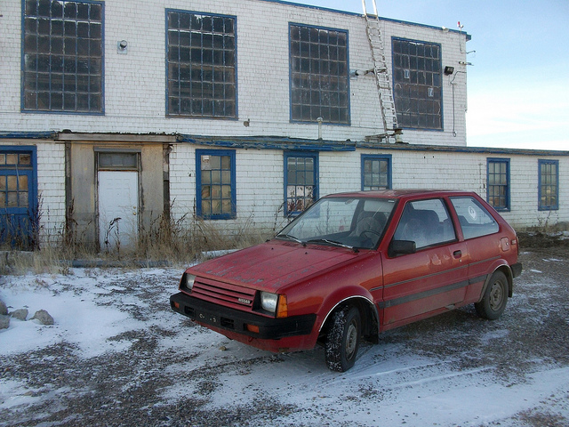 COAL: 1989 Nissan Micra – Pint Sized Personality