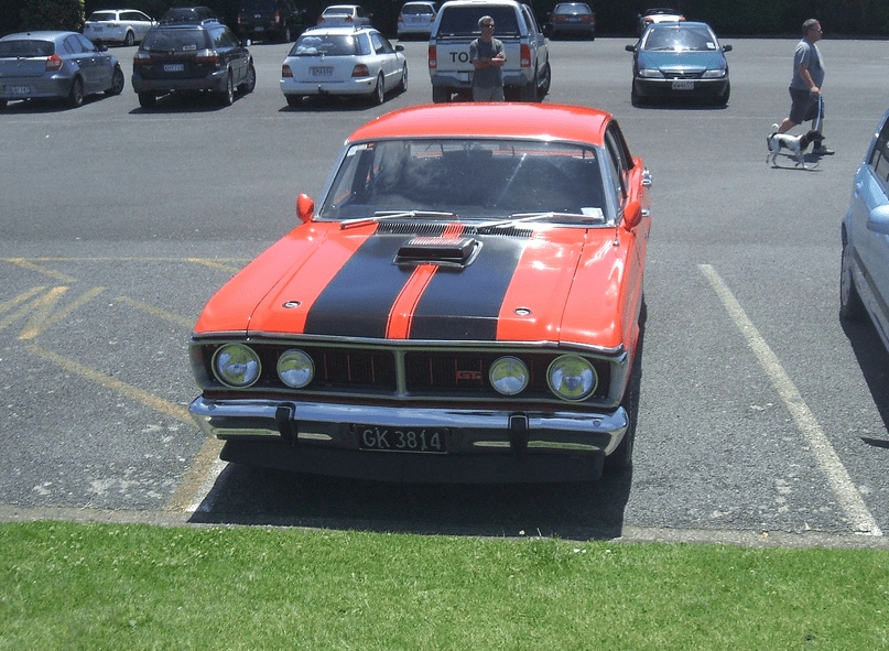 Cohort Classic: 1971 Ford Falcon (XY) 351 GT – The